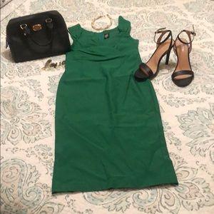 💕 ROCK STEADY green PIN UP DRESS Size L 💕
